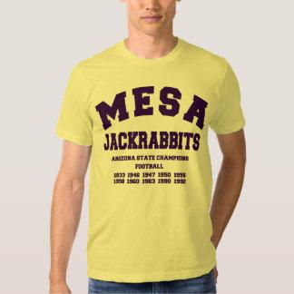 Mesa Jackrabbits T Shirts