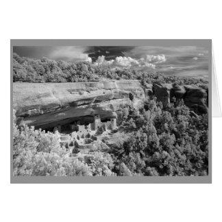Mesa Verde Cliff Dwellings Note Card