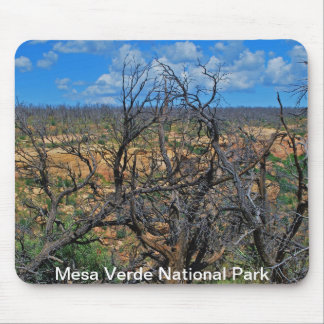 """""""Mesa Verde National Park"""" collection Mouse Pad"""