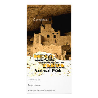 Mesa Verde Photo Card Template