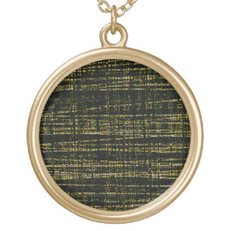 Mesh Weave Abstract tan Jewelry