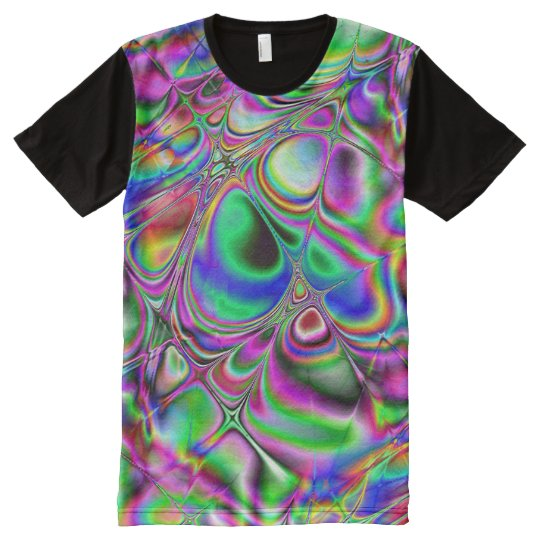 Meshed (psy) All-Over print T-Shirt