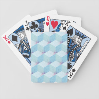 Mesmer square bicycle playing cards