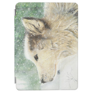 Mesmerized Wolf Cover Apple Ipad iPad Air Cover