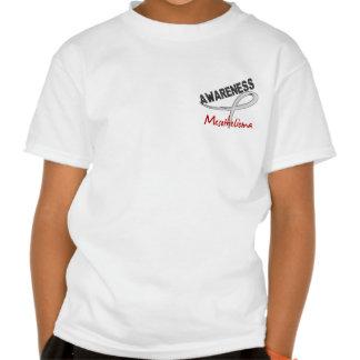 Mesothelioma Awareness 3 T Shirt