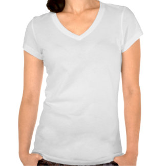 Mesothelioma Hope Intertwined Ribbon T-shirts