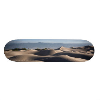 Mesquite Flat Sand Dunes Custom Skateboard