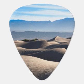 Mesquite Flat Sand Dunes Guitar Pick