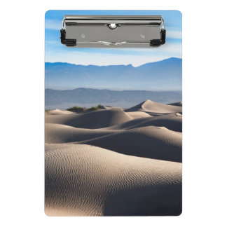 Mesquite Flat Sand Dunes Mini Clipboard