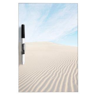Mesquite Flats Sand Dunes Dry Erase Board