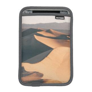Mesquite Sand Dunes in Death Valley iPad Mini Sleeve
