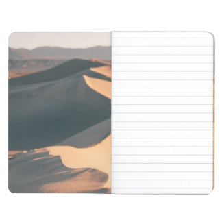 Mesquite Sand Dunes in Death Valley Journal
