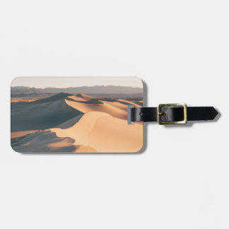 Mesquite Sand Dunes in Death Valley Luggage Tag