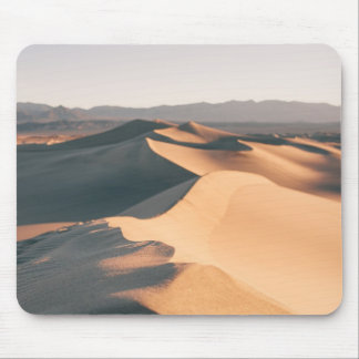 Mesquite Sand Dunes in Death Valley Mouse Mat