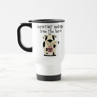 Message From The Herd, Drink Soy Mug