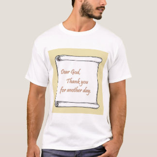 Message to God T-Shirt