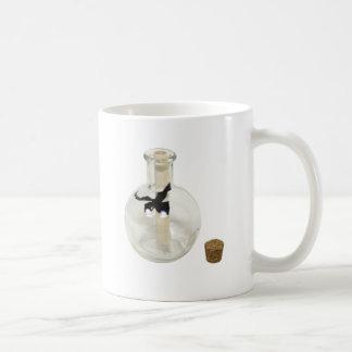 MessageBottle092609 Basic White Mug