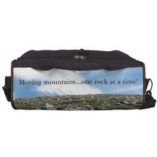 Messenger Bag...Moving Mountains! Commuter Bags