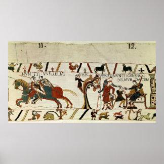 Messengers from Duke William to Guy de Poster