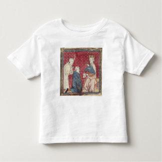 Messengers telling Charlemagne Toddler T-Shirt