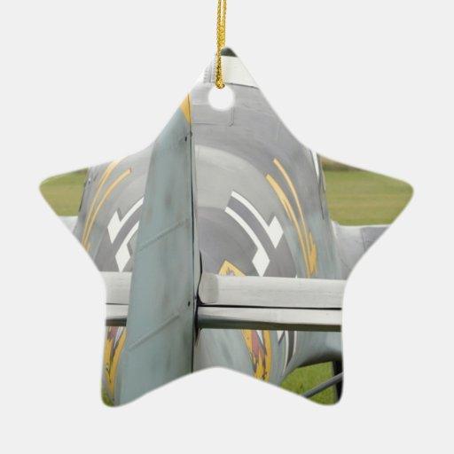Messerschmitt Bf108 Christmas Tree Ornaments