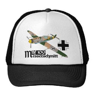 Messerschmitt Bf 109 Luftwaffe Cap