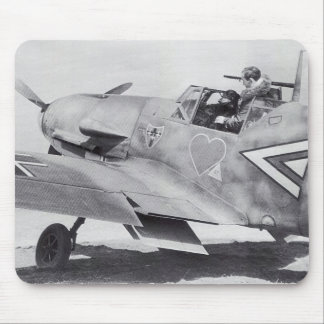 Messerschmitt BF-109 Mousepad