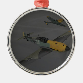 Messerschmitt ME109 Christmas Ornament
