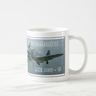 Messerschmitt ME 109 - G Coffee Mug