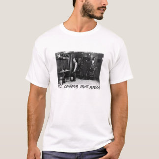 Messiah Projectionists T-Shirt
