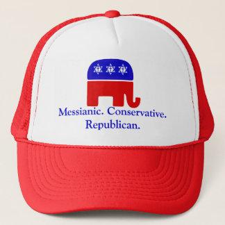 Messianic. Conservative. Republican Cap