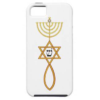 Messianic grafted in seal iphone case