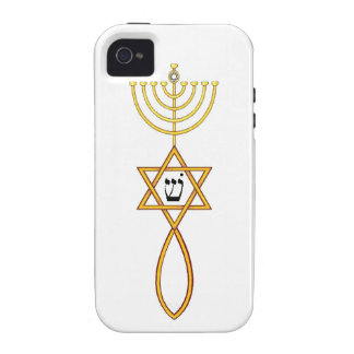 Messianic grafted in seal iphone case iPhone 4/4S cover