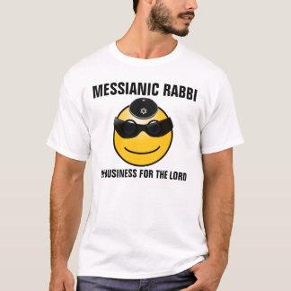 Messianic Jewish Rabbi T-shirts