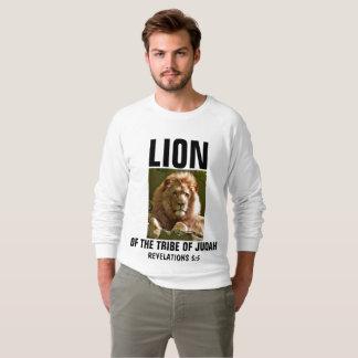 Messianic Jewish  t-shirts, LION OF JUDAH Sweatshirt