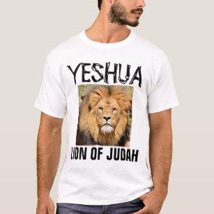 85e6b5f1 Jesus The Lion T-Shirts & Shirt Designs | Zazzle UK