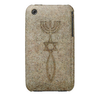 Messianic Seal Stone iPhone 3G/3GS BarelyThere iPhone 3 Covers