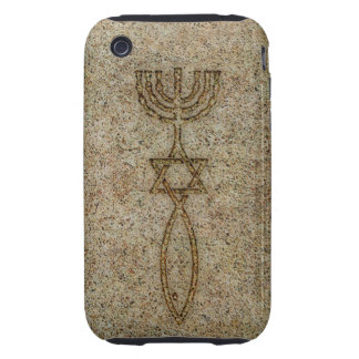 Messianic Seal Stone iPhone 3G/3GS Tough Case