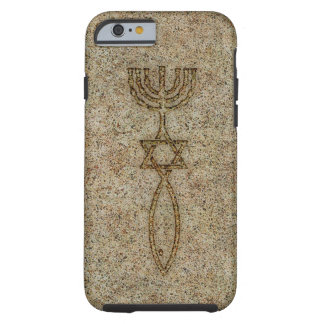Messianic Seal Stone iPhone 6 case Tough Case Tough iPhone 6 Case