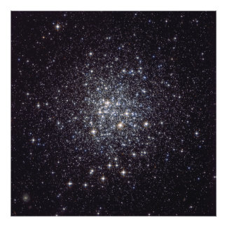 Messier 72 Globular Star Cluster NGC 6981 M72 Photo Print