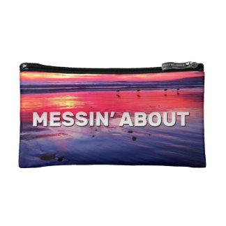 Messin' About Makeup Bag