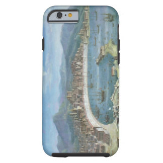 Messina - a Panoramic View of the Port Tough iPhone 6 Case