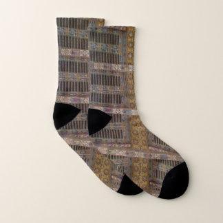 Messina, Sicily Socks 1