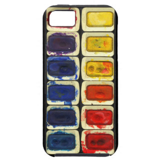 Messy Artist iPhone 5 Cases