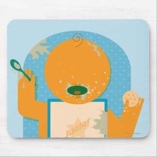 Messy Baby Mouse Mat