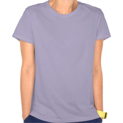 Messy Hair Tee Shirt