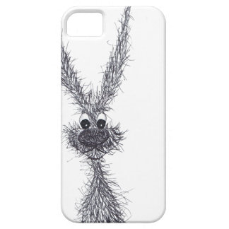 MESSY HARE CASE FOR THE iPhone 5