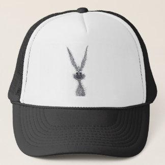 MESSY HARE TRUCKER HAT