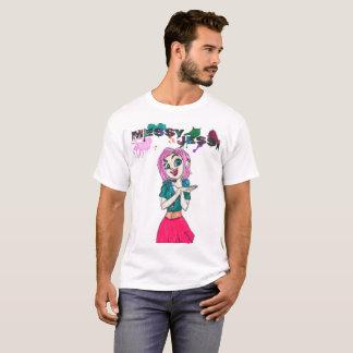 Messy Jessi mens shirt
