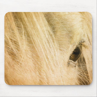 Messy Mane Mouse Pad